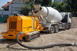 Concrete Pump Hire Cheshire