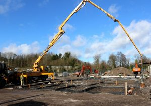 Concrete Pumping Cheshire